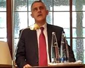 El Prof. Dr. Dr. h.c. mult. Silva Sánchez durante su alocución