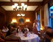 Discurso de la Dra. Imme Roxin durante la cena de gala
