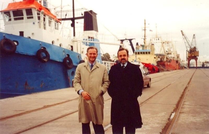 62. Bahía Blanca. Univ. Nacional del Sur. I Congreso Internacional de Derecho Penal, 12-15 sept. 2001: Profs. Alejandro S. Cantaro y D.-M. Luzón Peña.