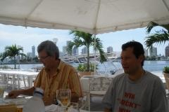 10-9-30. Los Profs. de Vicente y Lombana