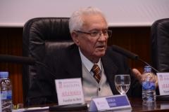 El Prof. Dr. Dr. h.c. mult. Vives Antón durante la laudatio