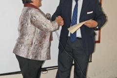 Entrega del Diploma de Honor al mérito en la Univ. San Carlos de Guatemala