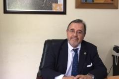 El Prof. Dr. Dr. h.c. mult. Luzón Peña en la Fac. CC. Jcas. de la Univ. San Carlos de Guatemala