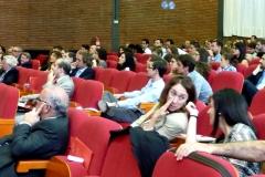 Imagen del público asistente al I Congreso.