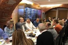 18-12-18 cena León 25 en Ezequiel.