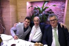 18-12-18 cena León 27 en Ezequiel. Rubén_ Jes Gzlz Boado_ Ign. Rafols