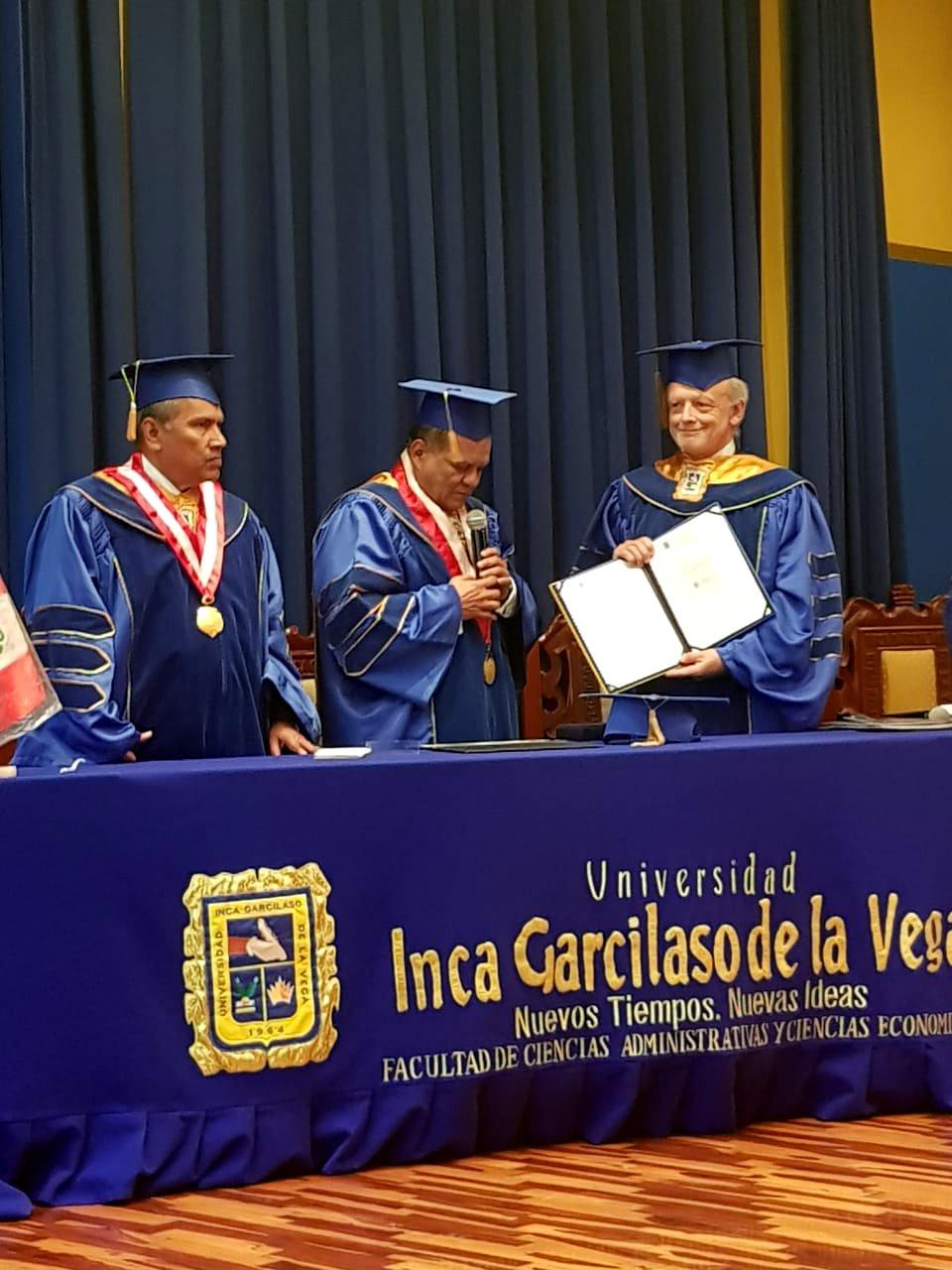 Dr. h.c. García Amado VI
