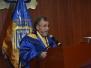 Investidura del Prof. Luzón como Doctor h.c. por la Univ. Inca Garcilaso de la Vega de Lima. 13-10-2016, Perú.