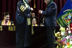 11-10-2016. El Prof. Dr. Dr. h.c. Luzón Peña es nombrado Miembro Honorario del Colegio de Abogados de Moquegua
