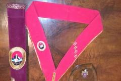2016-10-10 Univ S. Agustin Arequipa 7 Dr.h.c. a D Luzon medalla y guardatitulo