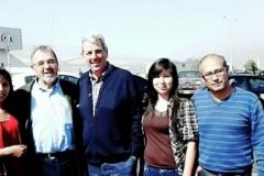2016-10-12 Arequipa c Julio Armaza y ayudante