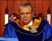 el Vicerrector de la Univ. Inca Garcilaso de la Vega de Lima (Rector en funciones),