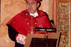 03. Cátedra del Paraninfo de la Univ. Alcalá (s. XVI): laudatio por el padrino Prof. Luzón Peña.