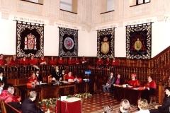 12. Paraninfo de la UA: Discurso de clausura del Rector.