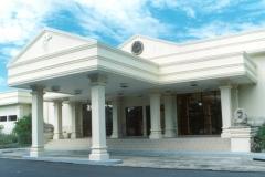 Sede de la Corte Suprema de Justicia de Nicaragua.