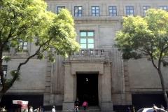 Sede de la Suprema Corte de Justicia de la Nación (México).