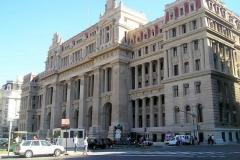 Sede de la Corte Suprema de Justicia de la Nación Argentina.