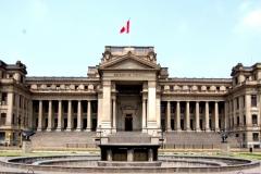 Sede de la Corte Suprema de Justicia de la República del Perú.