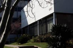 Facultad de Derecho de la Universidad de Barcelona.
