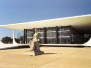 Sede del Supremo Tribunal Federal de Brasil.