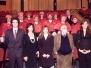 Investidura del Prof. Luzón como Prof. Honorario claustro Orense, Univ. Vigo