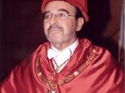 74. Investidura del Prof. Luzón como Prof. Honorario de la Facultad de Derecho de Orense, Univ. Vigo, 20 enero 2006. El Prof. Honorario.