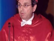 76. Investidura del Prof. Luzón como Prof. Honorario de la Facultad de Derecho de Orense, Univ. Vigo, 20 enero 2006. Laudatio del padrino Prof. Javier de Vicente Remesal.