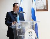15-7-2016. Intervención del Prof. Dr. Aráuz Ulloa durante el solemne acto de defensa de la tesis doctoral de la Dra. Rizo Pereira.