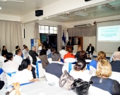 8-7-2016. El Prof. Dr. Dr. h.c. mult. Luzón Peña durante su ponencia en la CSJ,