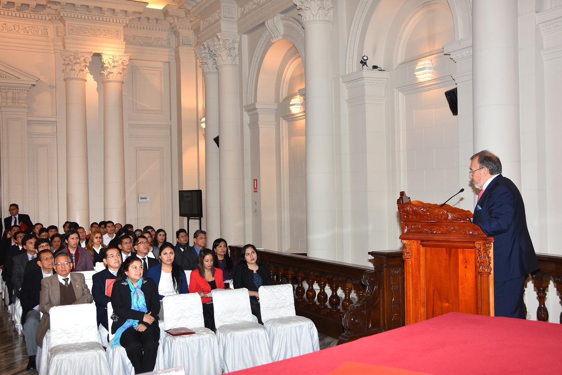2016-10-6 CSJ Peru28, Confer DL Culpab-libert 2282