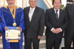 2016-10-13. UIGV 24 Drhc DL, rector e.f., profs Palomino y de Vicente