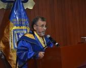 2016-10-13. El Prof. Dr. Dr. h.c. mult. Luzón Peña imparte su lectio doctoralis