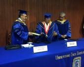 Doctorado h.c. Univ. Inca GV Lima