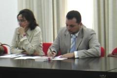 40. VIII Seminario Interuniv. DP, Fac. Derecho, Univ. Alcalá, 23 y 24-6-2005. Profs. María Trapero Barreales, Manuel Aráuz Ulloa.