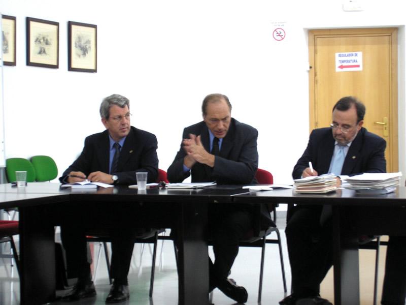 44. IX Seminario Interuniv. DP, Fac. Derecho, Univ. Alcalá, 29-6-2006. Profs. de Vicente Remesal, Zaffaroni (ponente invitado especial), Luzón Peña.