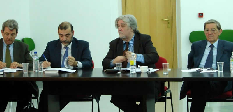49. X Seminario Interuniv. DP, Fac. Derecho, Univ. Alcalá, 21, 22-6-2007. Profs. de Vicente, Díaz, Antonio García-Pablos (ponente invitado special), A. Torío.