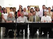 37. Escena del VI Seminario Interuniversitario Internacional de Derecho Penal, Univ. Alcalá, Fac. Derecho, en junio de 2003.