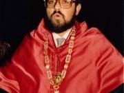 101. Univ. de León. Octubre 1984. Apertura del curso académico 1984/85. Prof. Luzón Peña.