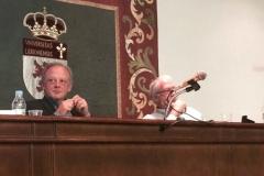Los Profs. García Amado y Cela Conde