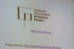 Logo de la FICP, coorganizadora del XV Seminario