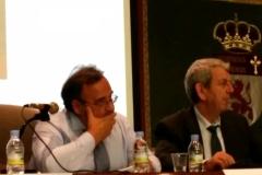 Los Profs. Luzón Peña y de Vicente Remesal