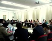 Imagen del público asistente al XVII Seminario Interuniversitario Internacional de Derecho Penal