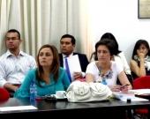Las Profs. Dras. Durán Seco (izq.) y García Mosquera (dcha.).